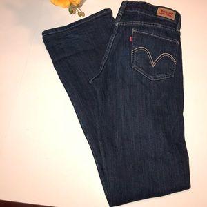 Levi's 518 bootcut jeans 5L junior